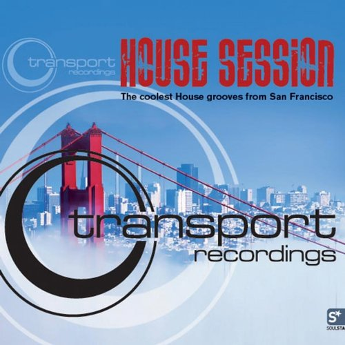 Album Art - Transport Recordings - House Session