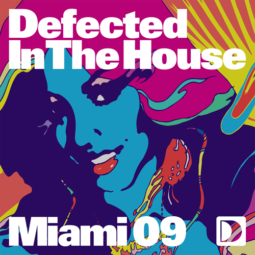 Album Art - Defected In The House Miami 09