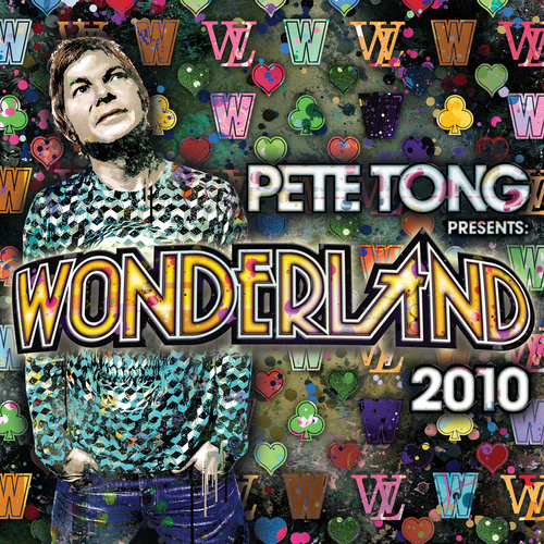 Album Art - Pete Tong presents Wonderland 2010