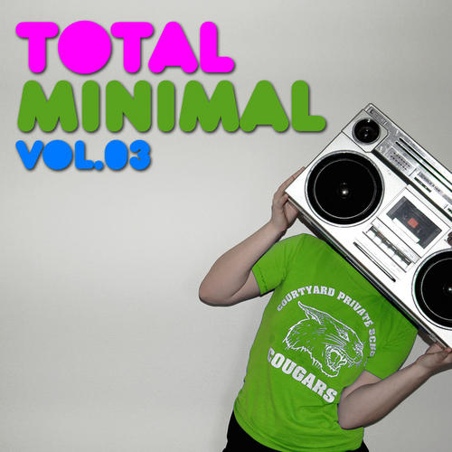 Album Art - Total Minimal Volume 3