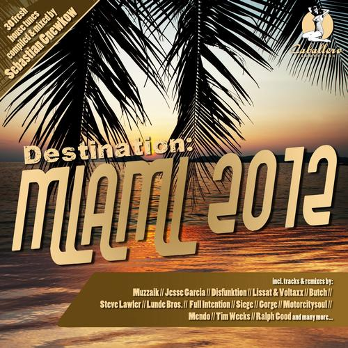 Album Art - Destination: Miami 2012