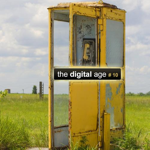 Album Art - The Digital Age, Vol. 10 (Minimal, Tech-House, Dub Techno)