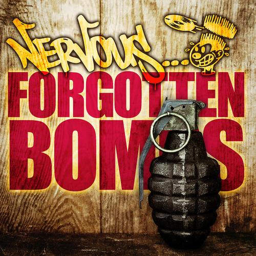 Album Art - Nervous Forgotten Bombs