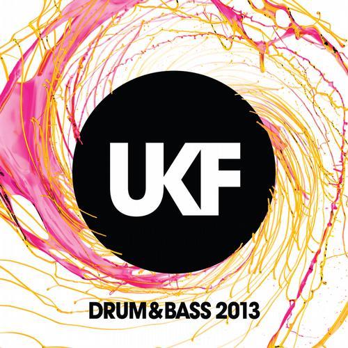 Album Art - UKF Drum & Bass 2013