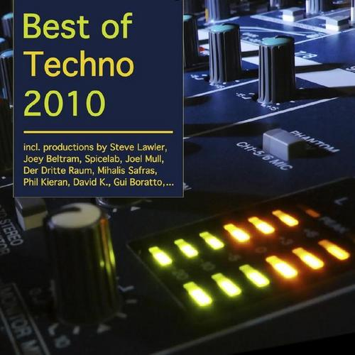 Album Art - Best Of Techno 2010