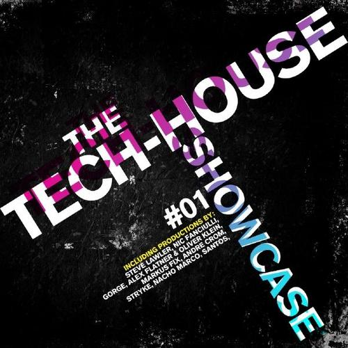 Album Art - The Tech-House Showcase #01