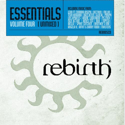 Album Art - Rebirth Essentials Volume Four