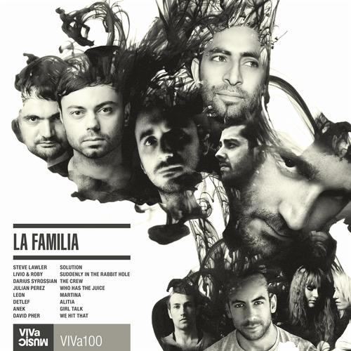 Album Art - La Familia