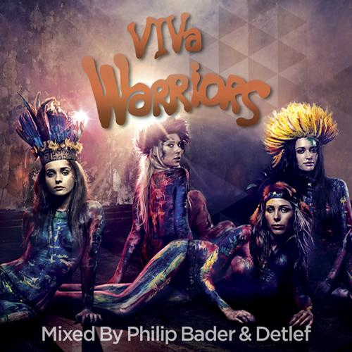 Album Art - VIVa Warriors Season 2 Mixed By Philip Bader & Detlef