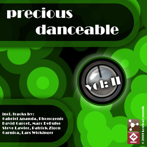 Album Art - Precious Danceable Volume 2