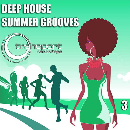 Album Art - Deep House Summer Grooves Vol. 3