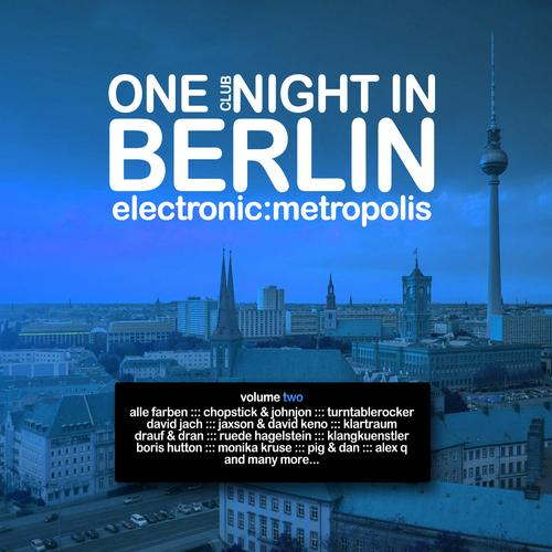 Album Art - One Clubnight in Berlin