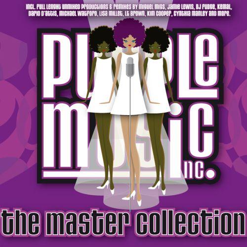 Album Art - Purple Music - The Master Collection Vol.7