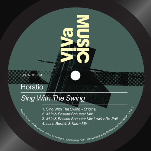 Album Art - Sing With Swing