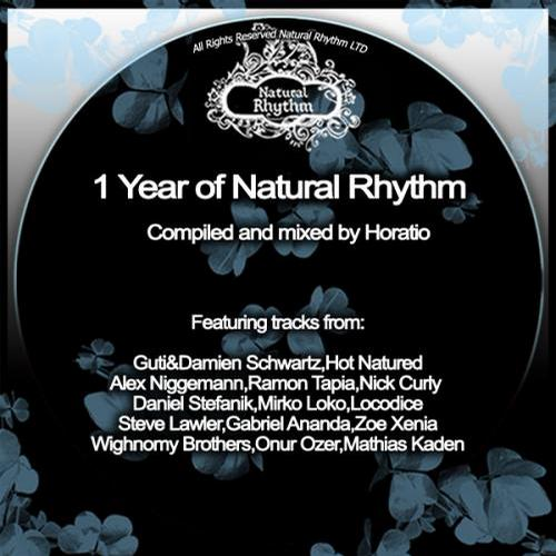 Album Art - 1 Year of Natural Rhythm