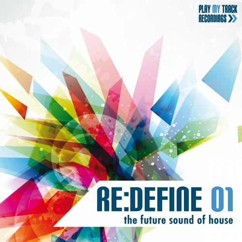 Album Art - Re:Define 01 - The Future Sound of House