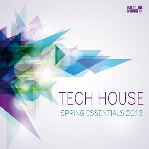 Album Art - Tech House Spring Essentials 2013