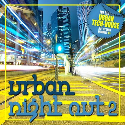 Album Art - Urban Night Out 2