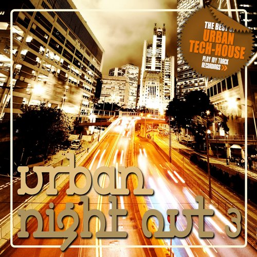 Album Art - Urban Night Out 3