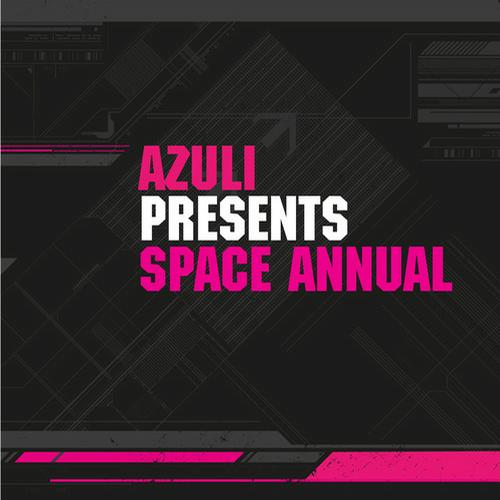 Album Art - Azuli presents Space Annual