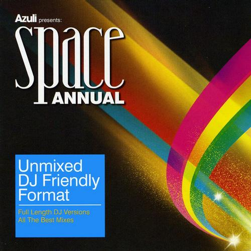 Album Art - Space Annual 2008 - Unmixed