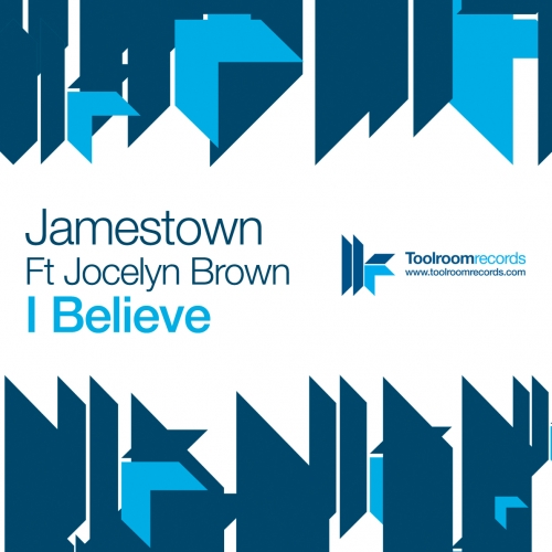 Album Art - I Believe Feat. Jocelyn Brown