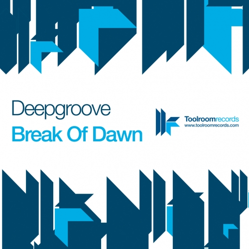 Album Art - Break Of Dawn