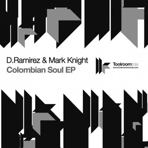 Album Art - Colombian Soul EP