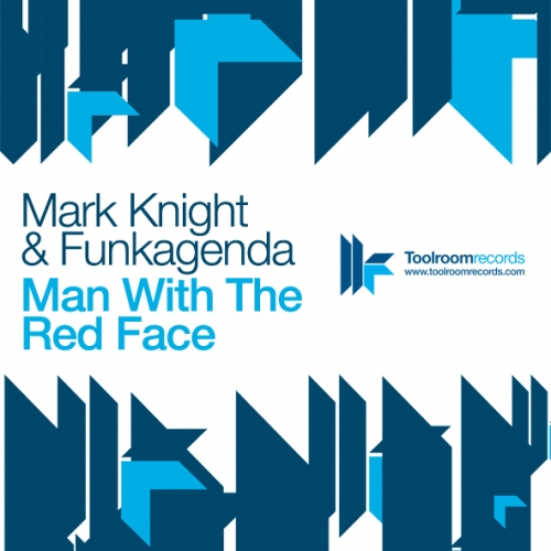 Album Art - Man With The Red Face