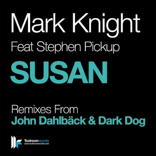 Album Art - Susan feat. Stephen Pickup