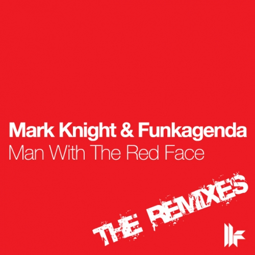 Album Art - Man With The Red Face (Remixes)