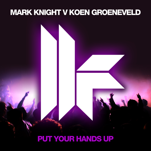 Album Art - Put Your Hands Up