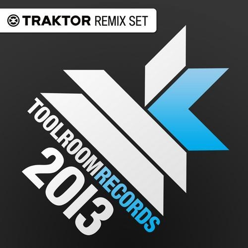 Album Art - Best Of Toolroom Records 2013 (Traktor Remix Sets)