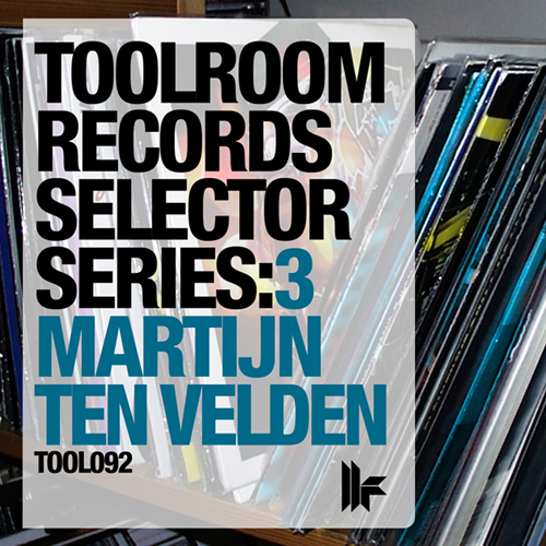 Album Art - Toolroom Records Selector Series: 3  - Martijn Ten Velden