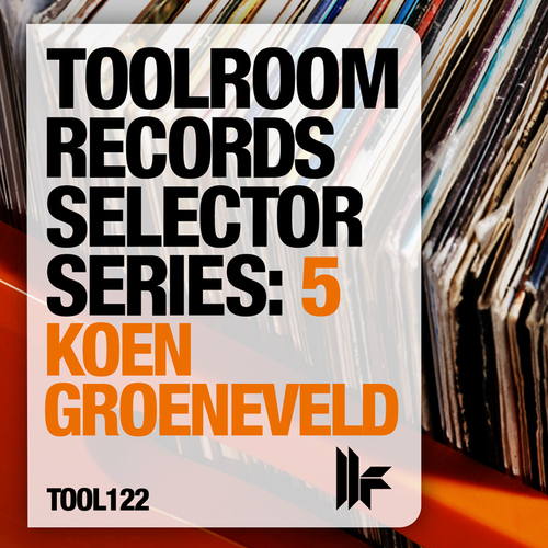 Album Art - Toolroom Selector Series: 5 - Koen Groeneveld
