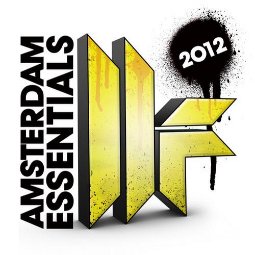 Album Art - Toolroom Amsterdam Essentials 2012