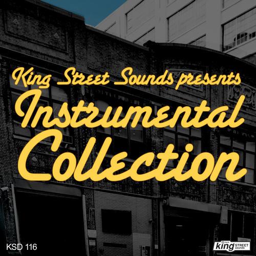 Album Art - King Street Sounds Instrumental Collection