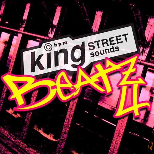 Album Art - King Street Sounds Beatz 4