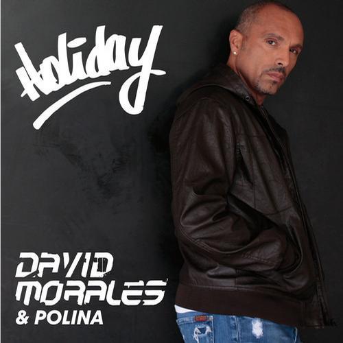 Album Art - Holiday (David Morales & Polina)