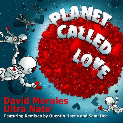 Album Art - Planet Called Love - Remixes