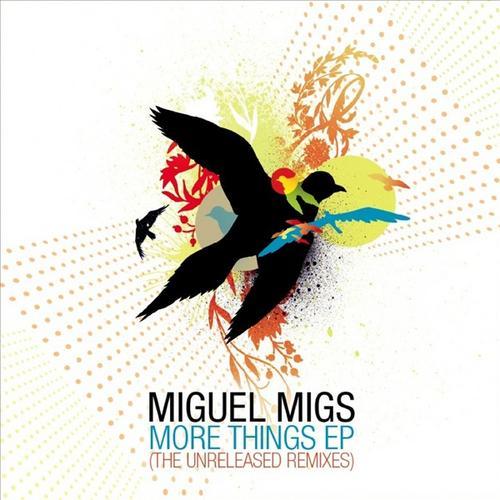 Album Art - More Things EP