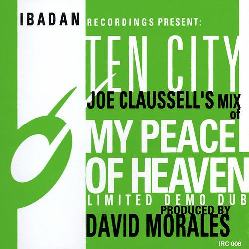 My Peace OF Heaven Album Art