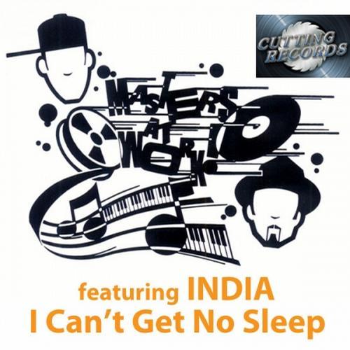Album Art - I Can't Get No Sleep
