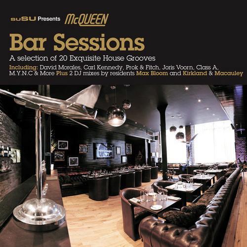 Album Art - suSU - McQueen - Bar Sessions