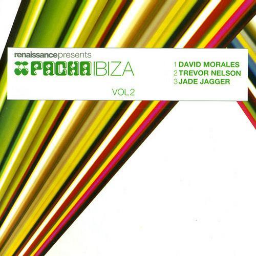 Renaissance Presents Pacha Ibiza - Volume 2 - Mix Edition Album Art