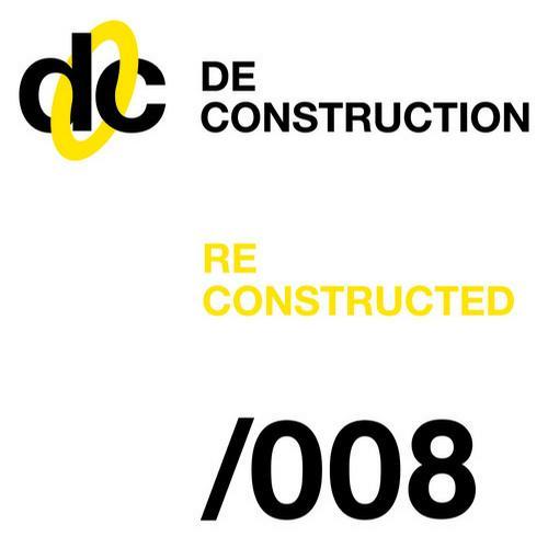 Album Art - Deconstruction Reconstructed 08