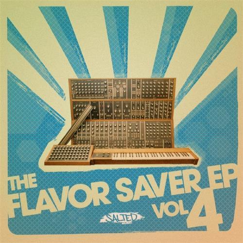 Album Art - The Flavor Saver EP Volume 4