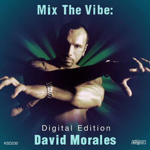 Mix The Vibe: David Morales (Digital Edition) Album Art