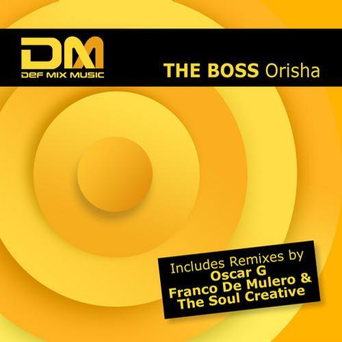 Album Art - Orisha