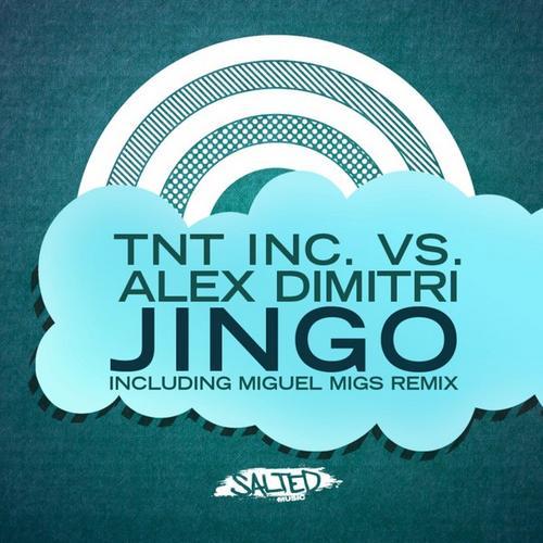 Album Art - Jingo